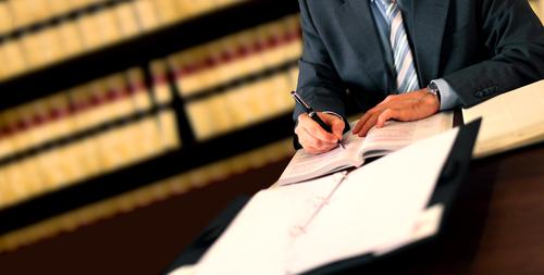 遺産分割協議書への署名押印のイメージ